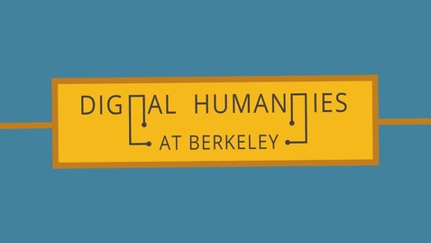 Thumbnail for entry Digital Humanities Marketing Video
