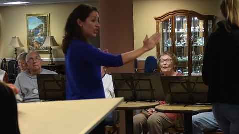 Thumbnail for entry Can singing help recover language skills after a stroke