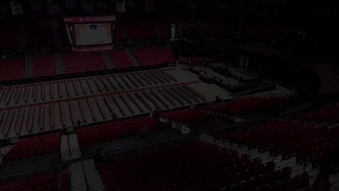 Thumbnail for entry #NIUgrad Commencement in a Flash