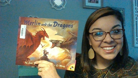Thumbnail for entry Merlin and the Dragons Read Aloud