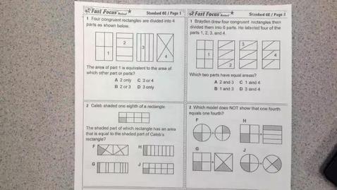 Thumbnail for entry Jan. 13- Fraction Lesson