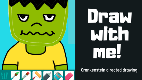 Thumbnail for entry Crankenstein directed drawing