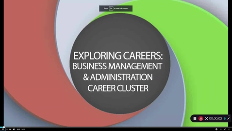 Thumbnail for entry Business Mgt.  and Administration
