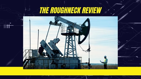 Thumbnail for entry The Roughneck Review 10/12-10/16