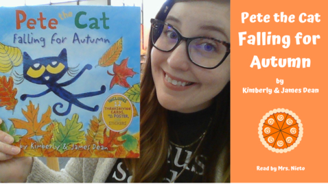 Thumbnail for entry Pete the Cat Falling for Autumn