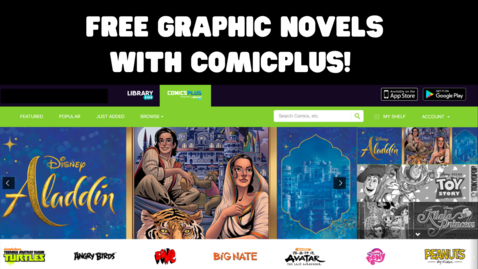 Thumbnail for entry ComicPlus - Read online graphic novels for free!