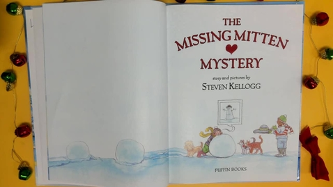 Thumbnail for entry The Missing Mitten Mystery