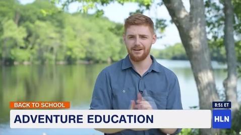 Thumbnail for entry CNN Adventure Ed - Chris Bartram