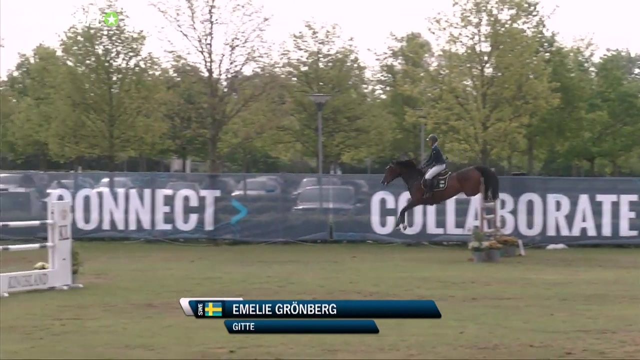 Young Rider Small Tour (1.40m) at Odense Horse Festival 2016
