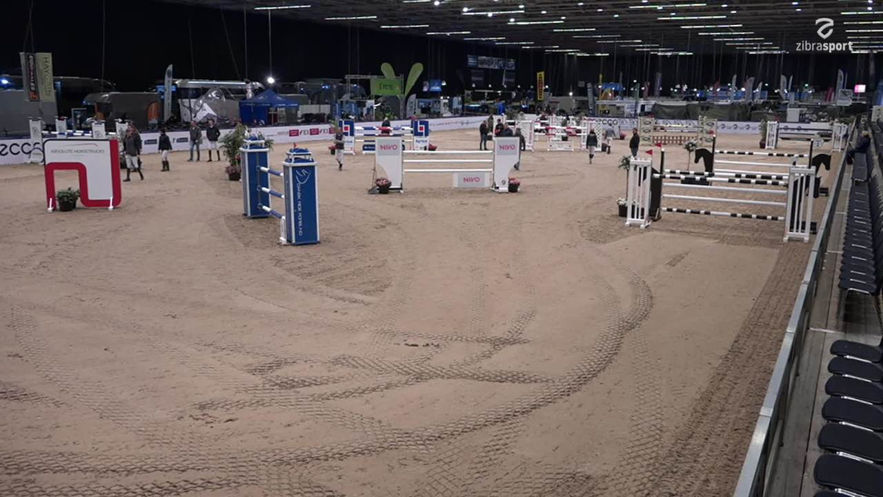 CSI1* Big Tour presented by SKIBBY HC (1,35 m) ved World Cup Herning 2019