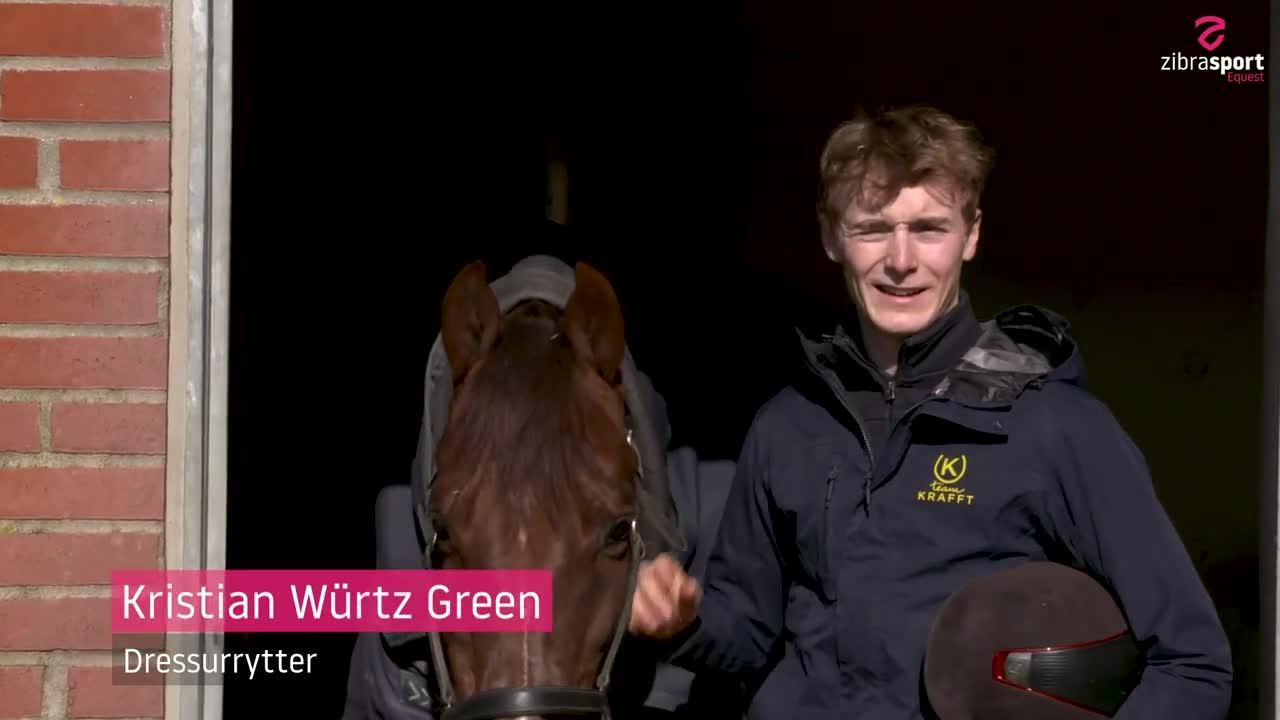 Kristian Würtz Green and the King of the Stable