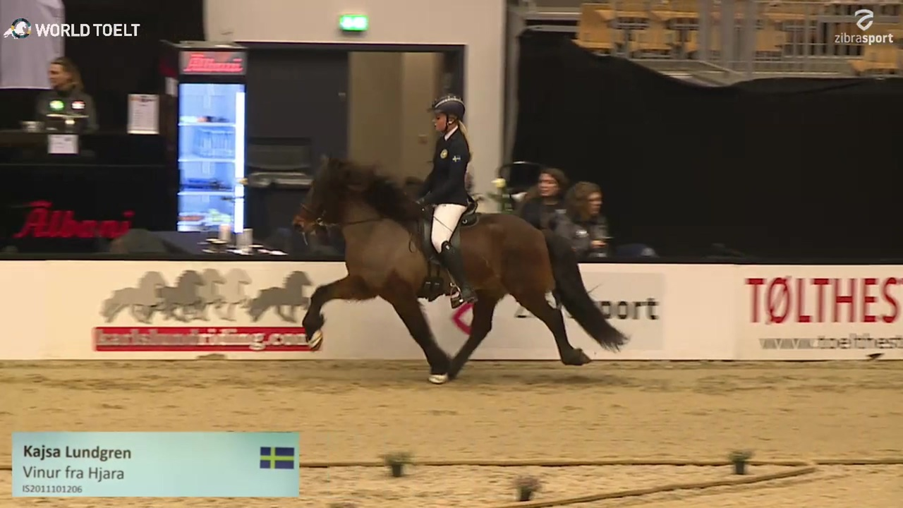1st part of the T1 qualifier at World Toelt in Odense