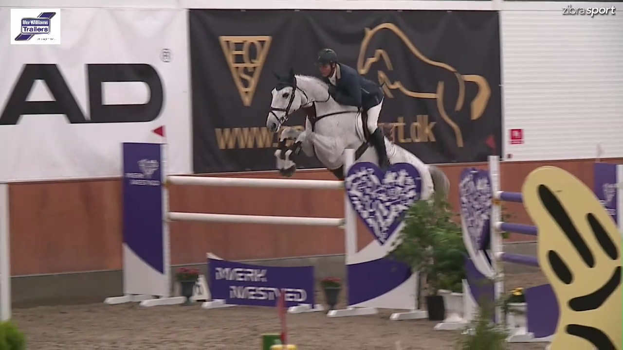 CSI2* (1,45 m) fra Riders Cup 2018