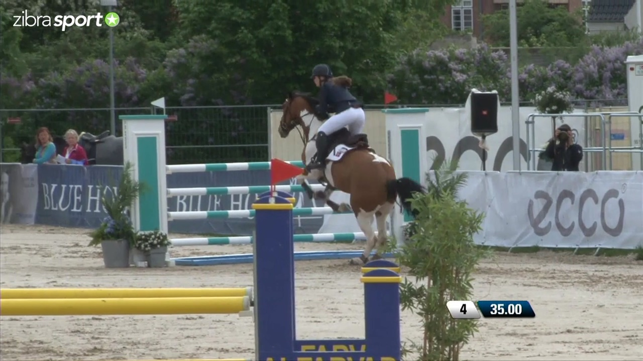 Pony Grand Prix (1.30m) at Odense Horse Festival 2016