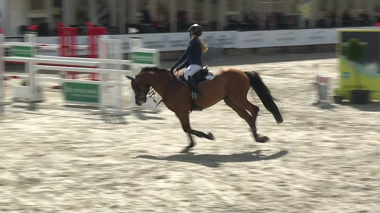 BPI Bronze Tour Final 120 cm at Sommersted FEI 2017
