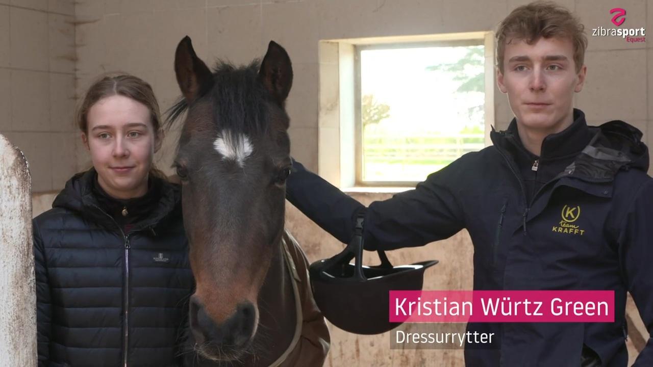 Kristian Würtz Green og Astrid Würtz Green: Ponyen gik i arv