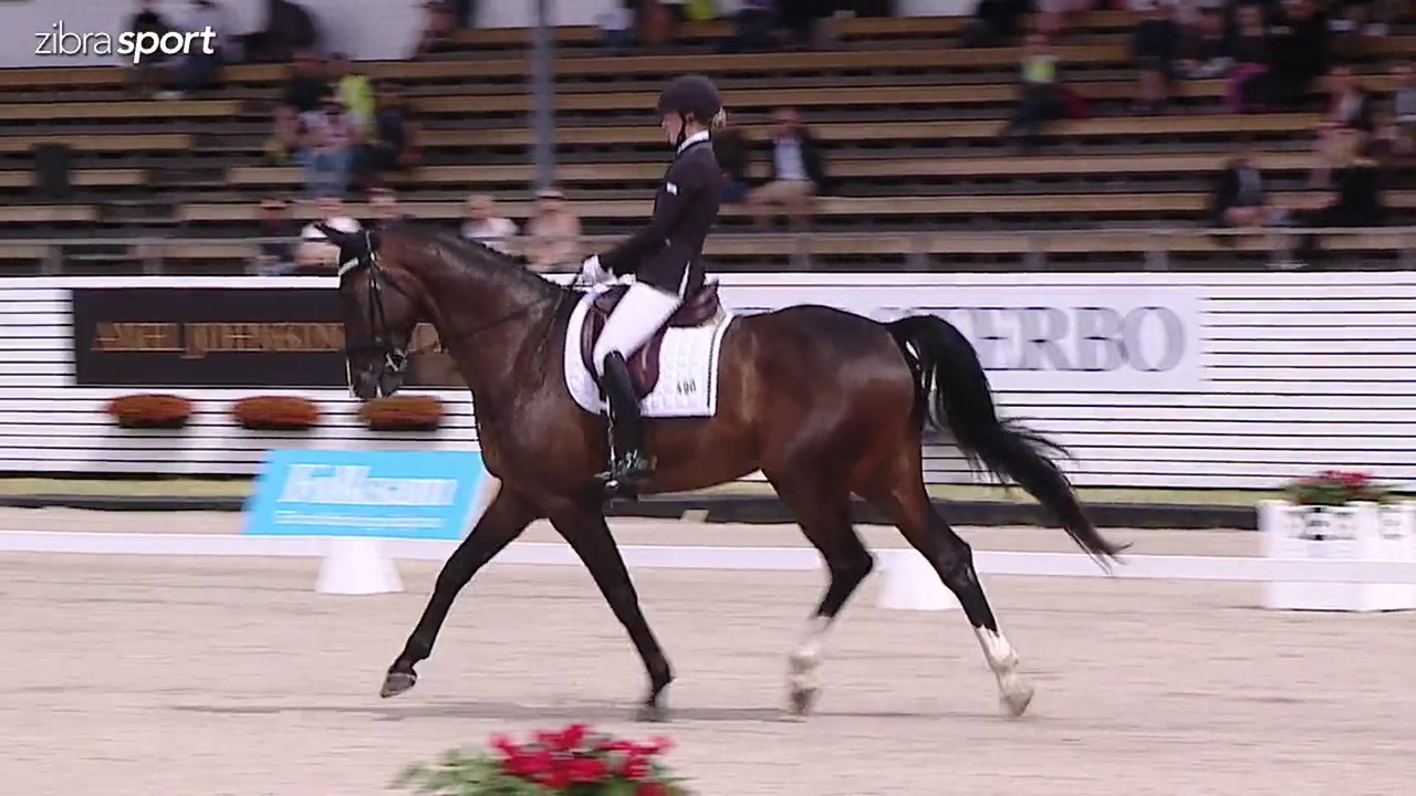 5 year semi final at Falsterbo Horse Show 2017