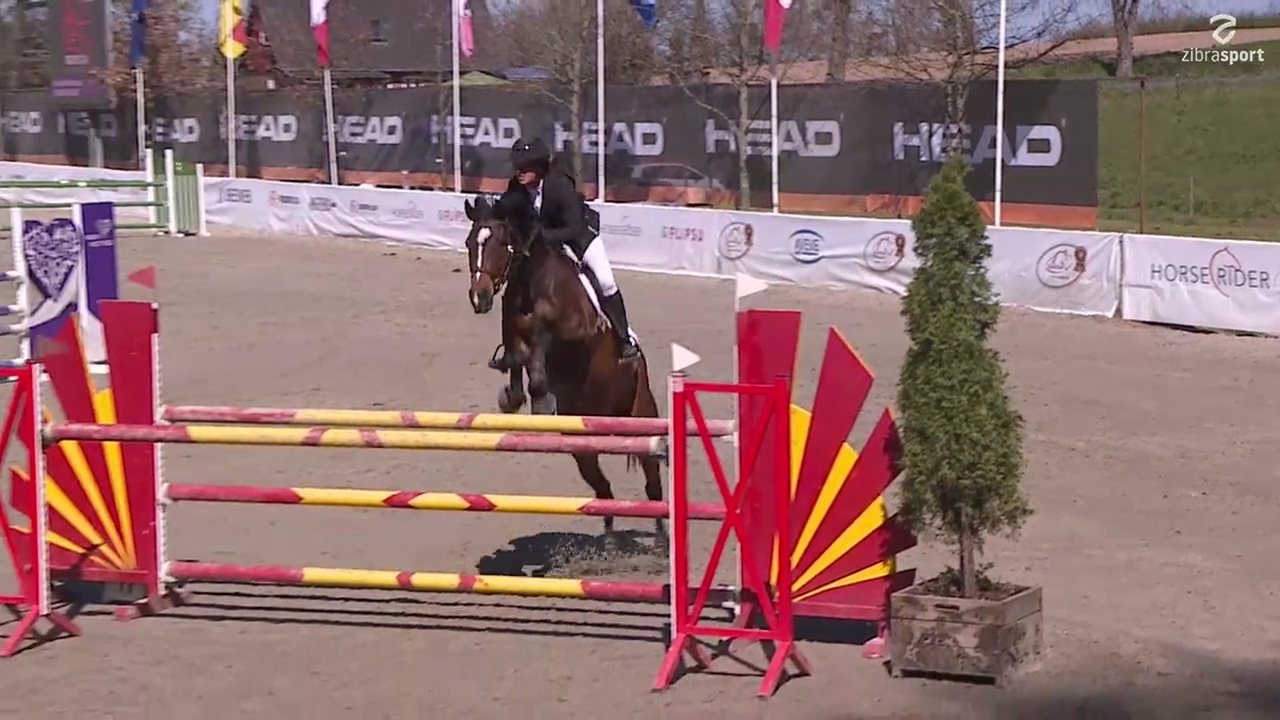LA2** (120 cm) at Riders Cup 2019