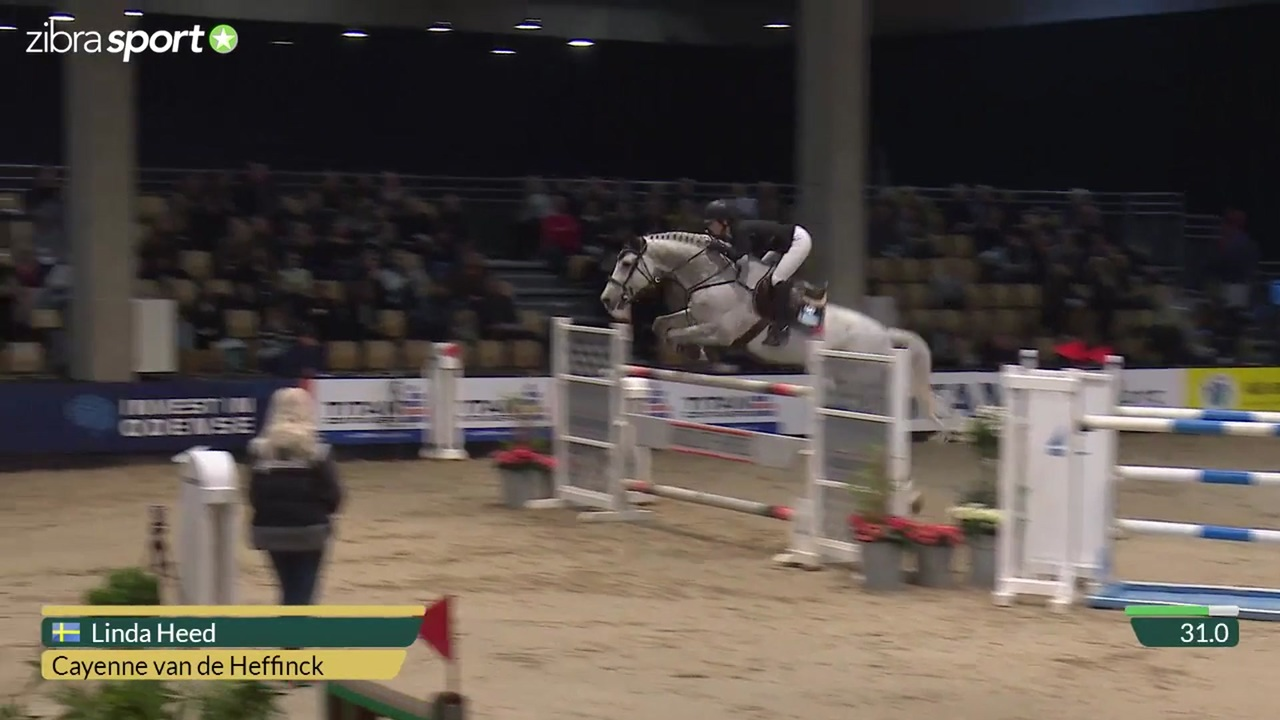 Se første del af Small Tour – CSI3* Two Phases 1.40m ved Odense Horse Show 2016