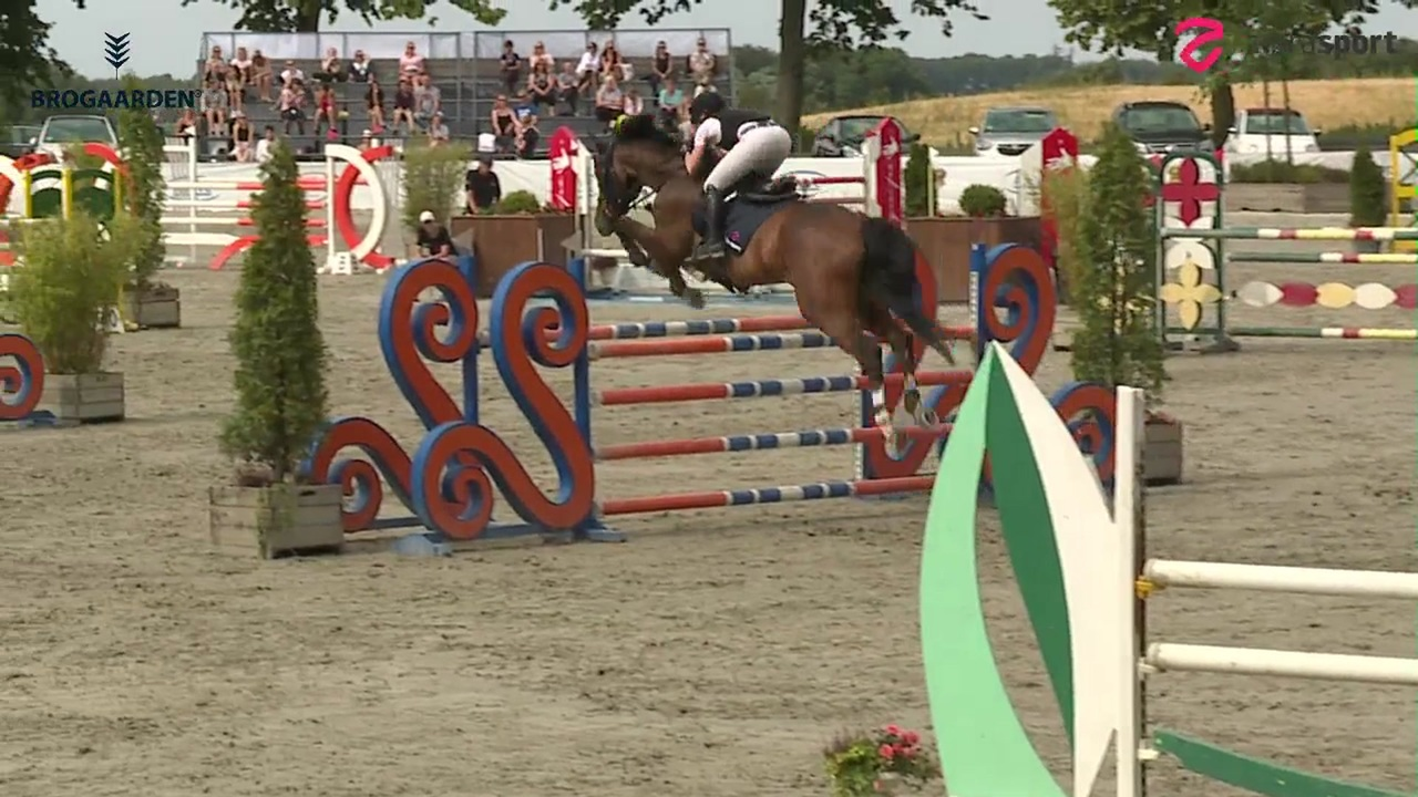 1. part of the Jumping Team Championships at Riders Cup 1