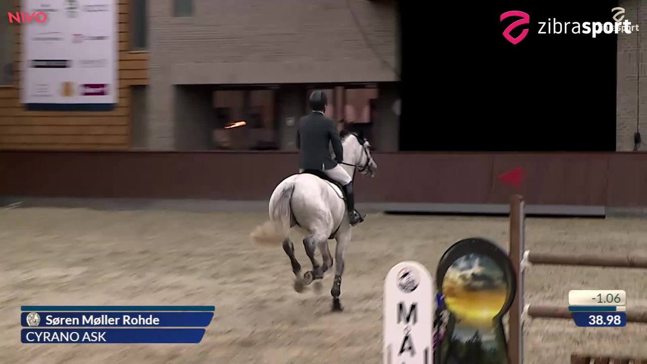 Highlights from the Young Horse Championships at Blue Hors 2019