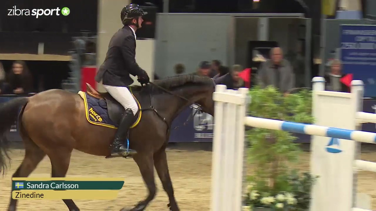 3rd part of DRF CSI1* Grand Prix 1.40m at Odense Horse Show 2016
