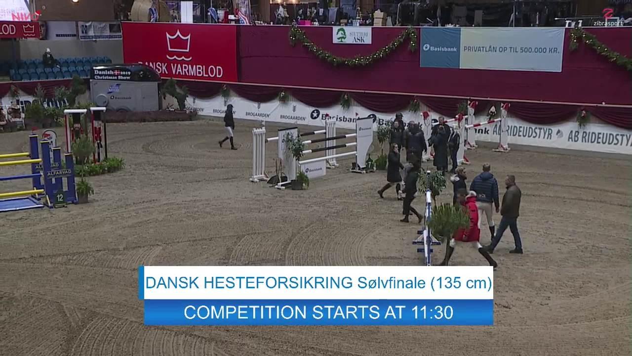 Silver Final at Danish Christmas Show 2019