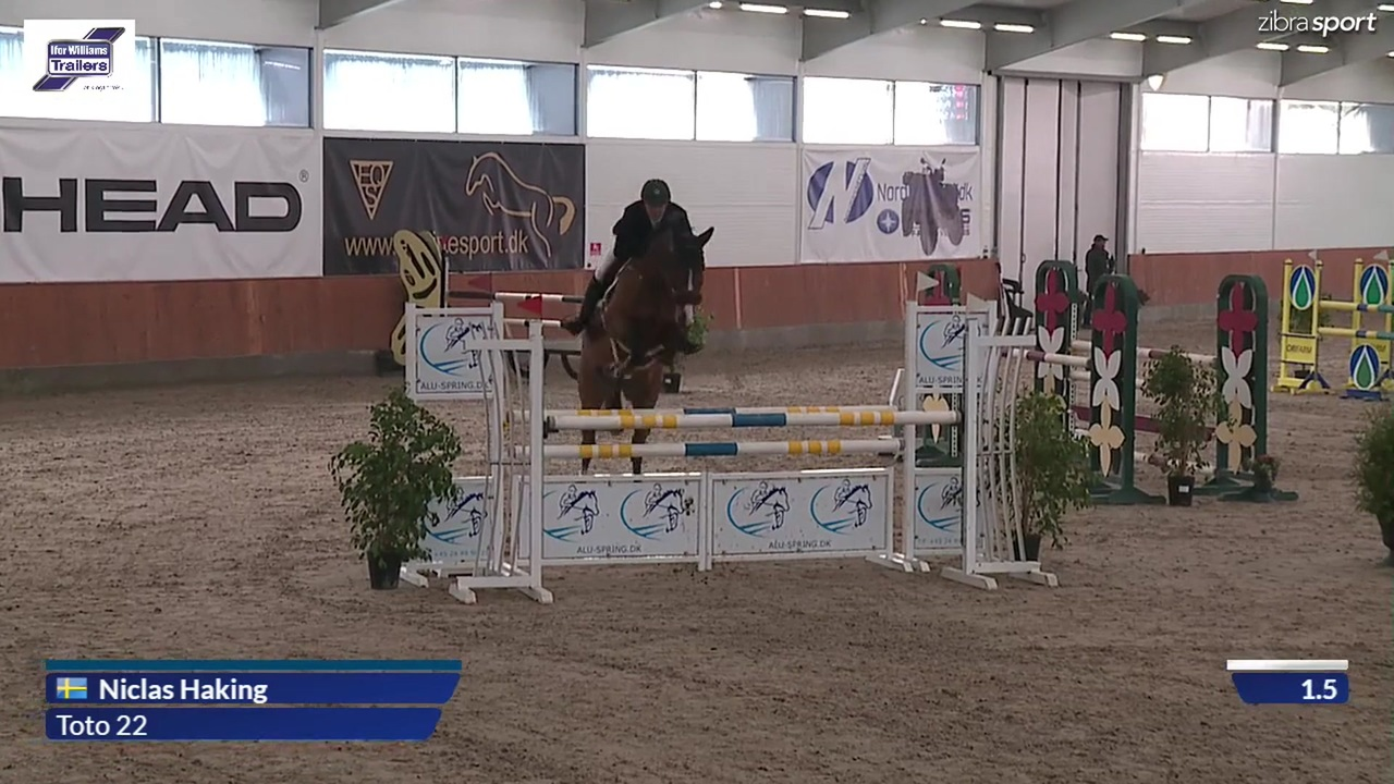 CSI2* (1,25 m) fra Riders Cup 2018