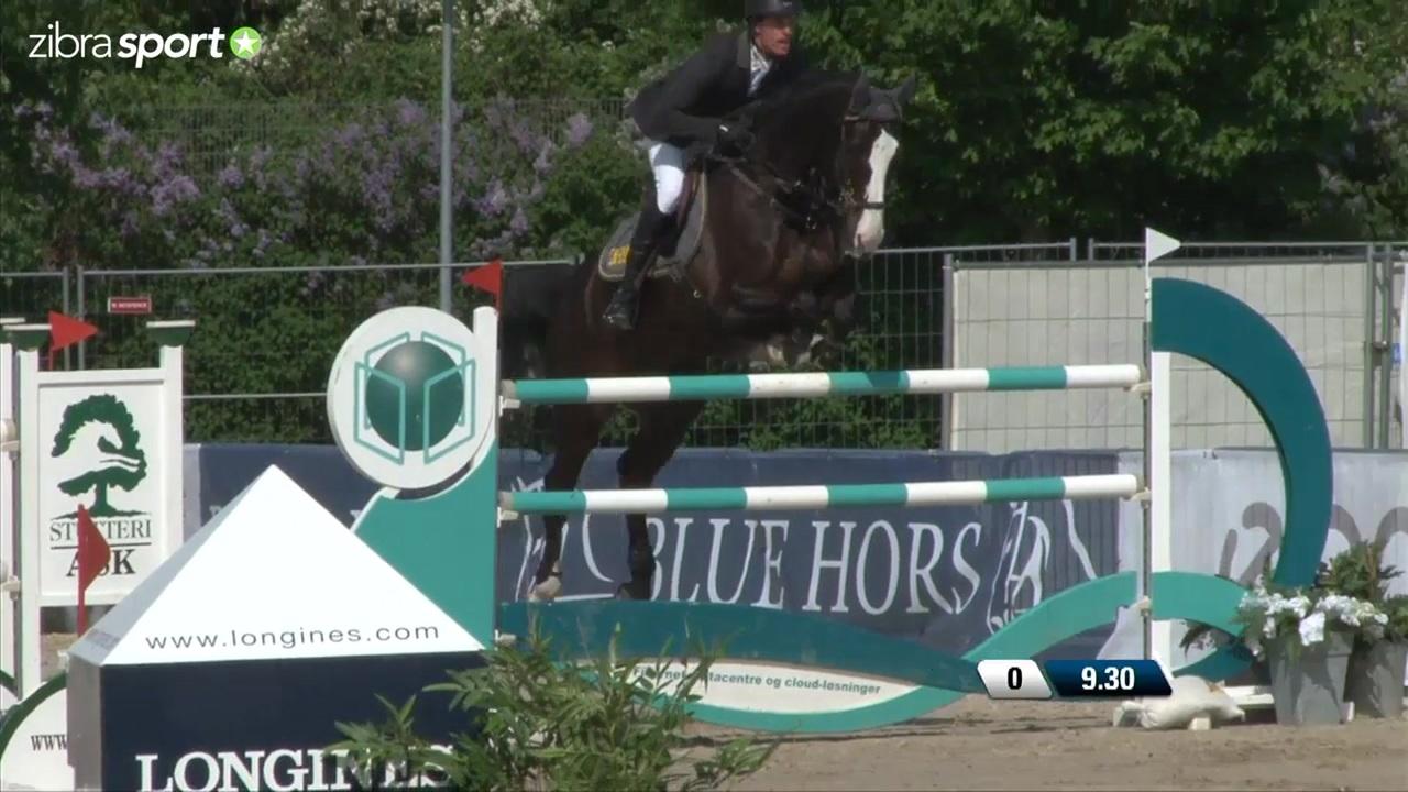CSIO3* Grand Prix (1,60m) at Odense Horse Festival 2016