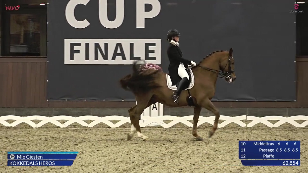 1st part of ECCO CUP U25 final (U25 GP) 2019
