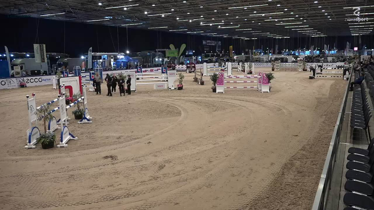 CSI3* Small Tour presented by Böckmann (1,35m) ved World Cup Herning 2019