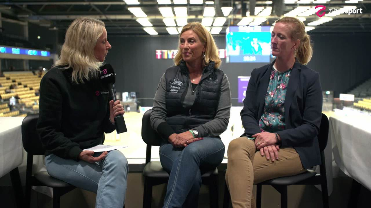 Nathalie zu Sayn-Wittgenstein og Helle Krasnik ser frem mod OL 2020