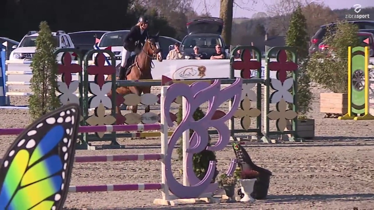 MA1* (135 cm) at Riders Cup 2019