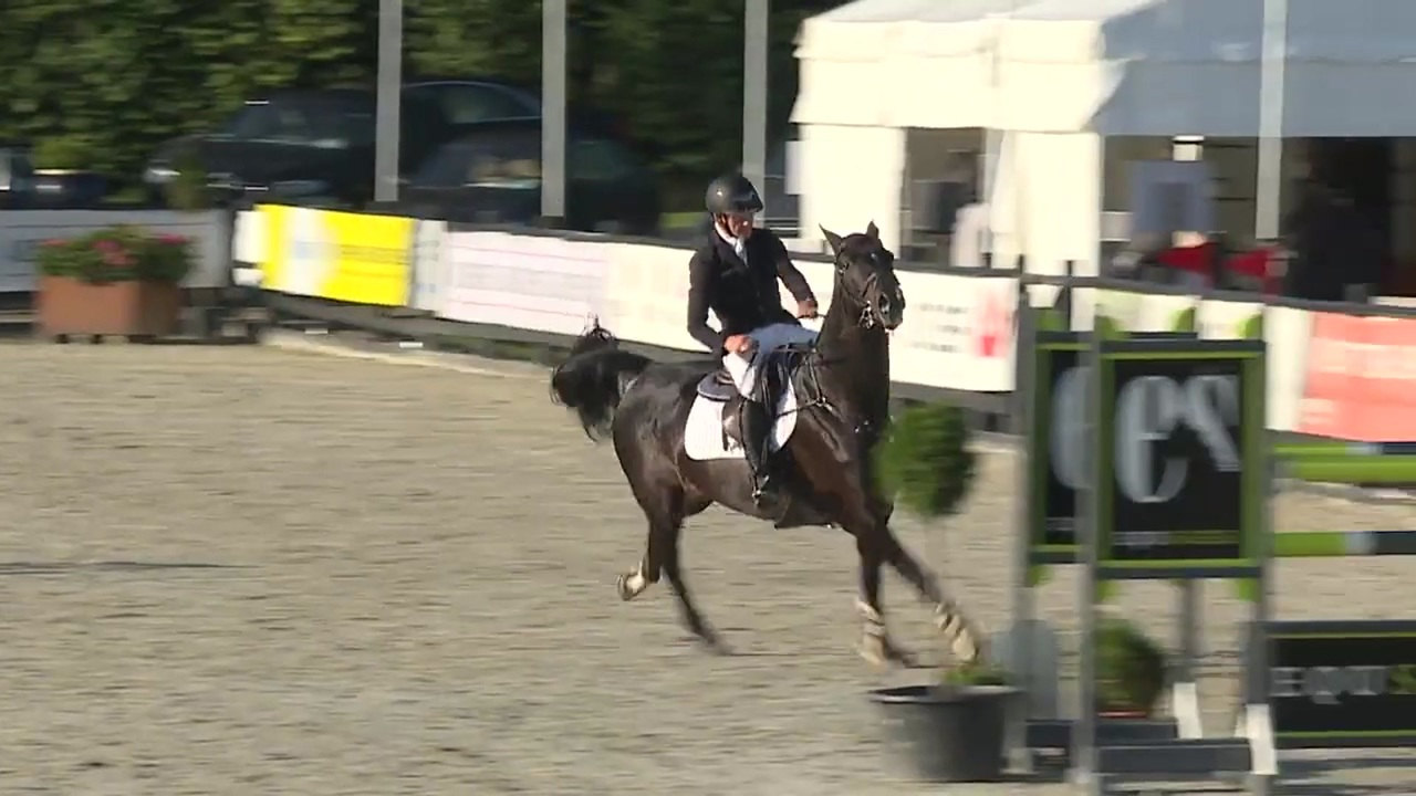 CSI2 – Absolute Horsetrucks Youngster final at Sommersted FEI 2017