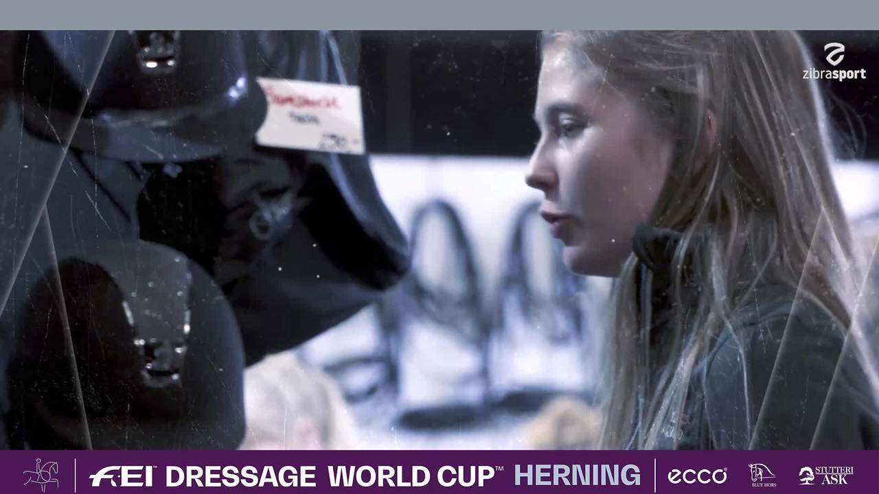 Visit the Blue Hors Arena M at World Cup Herning 2019