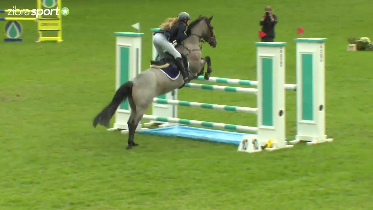 The Danish Championship in Team Jumping for pony at Sportsrideklubben 2016