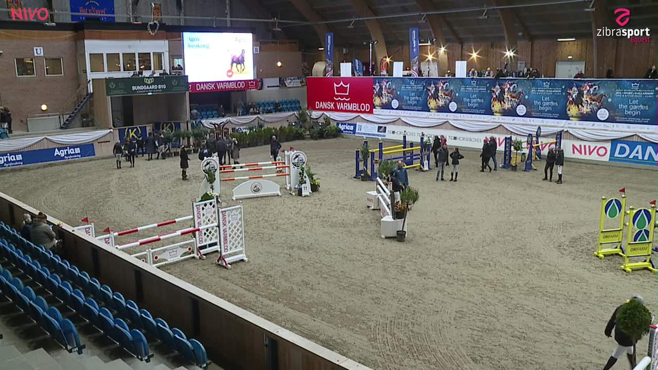 Silver Tour 3 – MB2** jumping horses (130 cm) B4 at the DRF jumping championship at Vilhelmsborg 2020