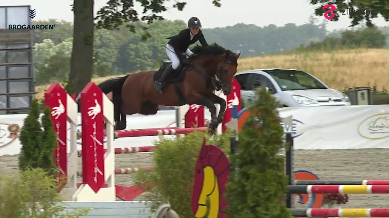 1. part of MB2* (130 cm) at Riders Cup