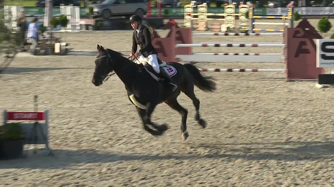 Toft Jessen Bronze Tour 120 cm at Sommersted FEI 2017