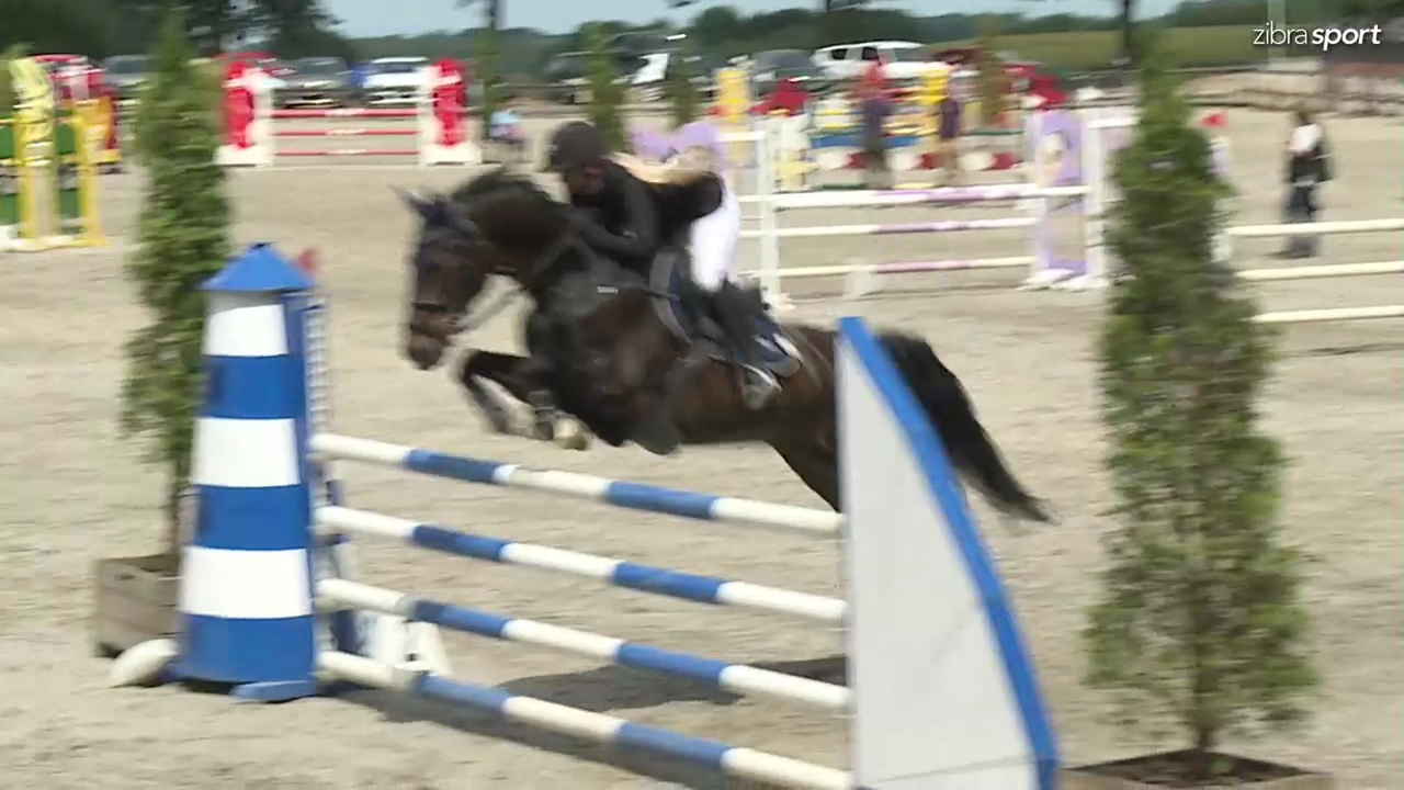 LB2** 110cm B12 Team at Riders Cup outdoor jumping event 2018