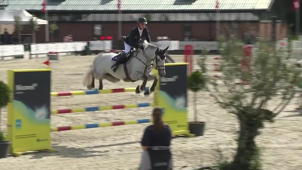 Kolding Kommune Silver Tour Final 135 cm at Sommersted FEI 2017