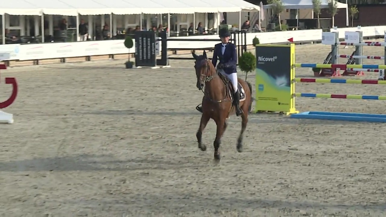 A Equipt Gold Tour Final 140 cm at Sommersted FEI 2017