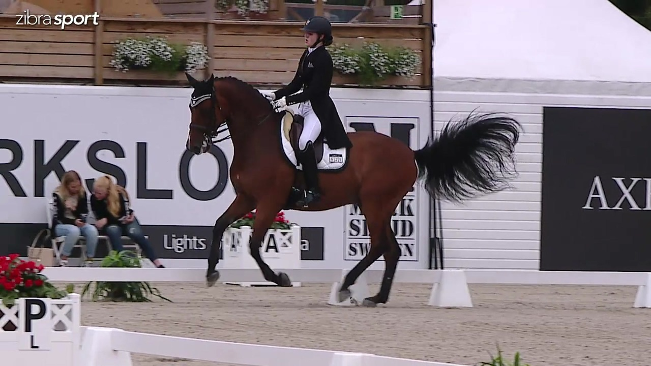 Gina Tricot Future Elite Omg. 1 at Falsterbo Horse Show 2017