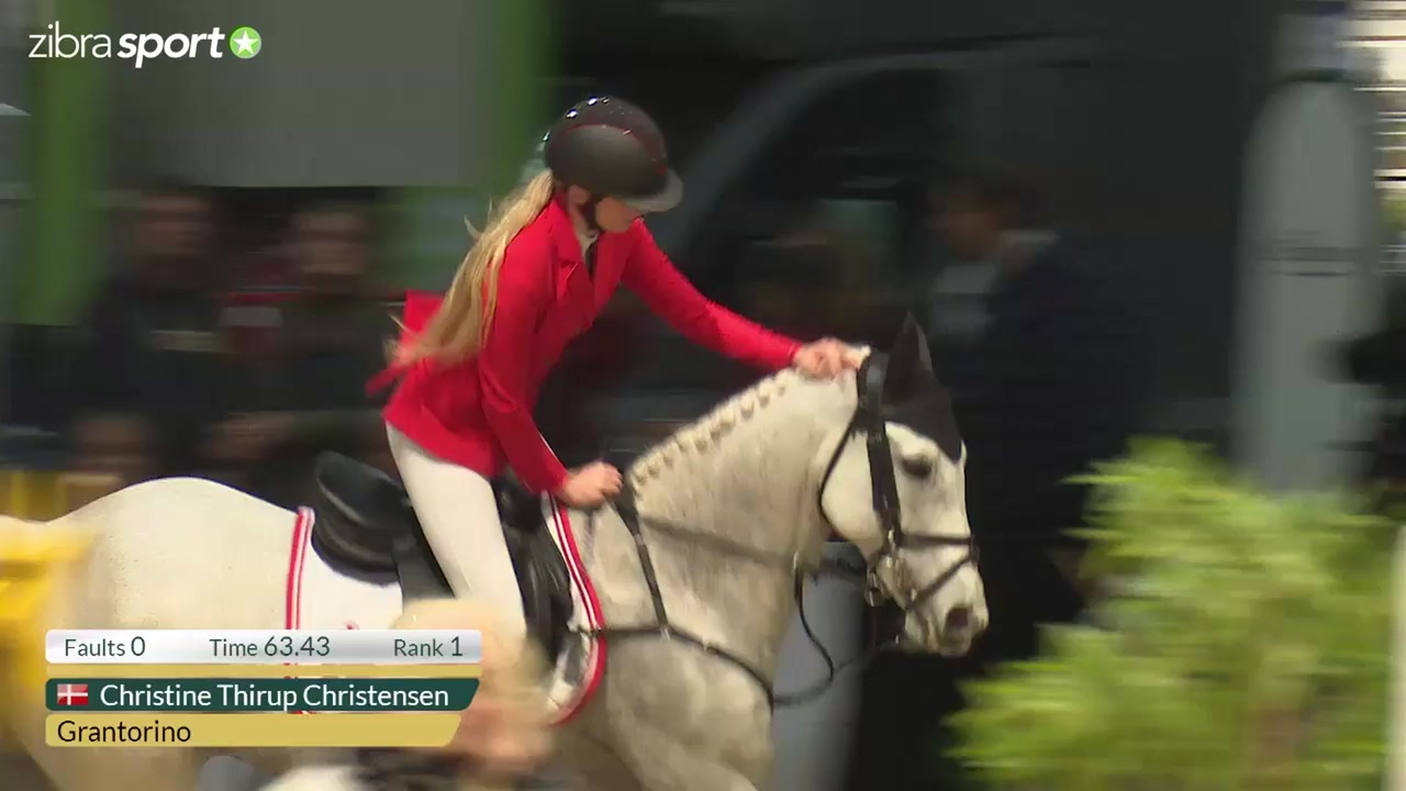 CSIP Big Tour Grand Prix 1.30m at Odense Horse Show 2016