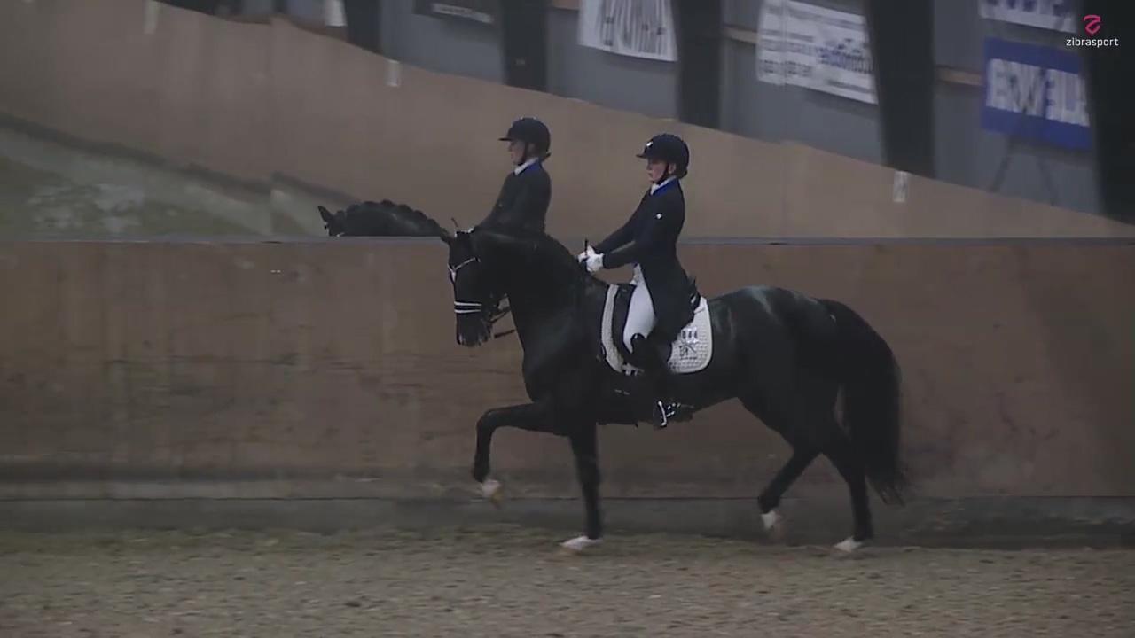 Grand Prix Heste 2015 at the Danish national dressage event at Esbjerg og Omegns Rideklub 2020