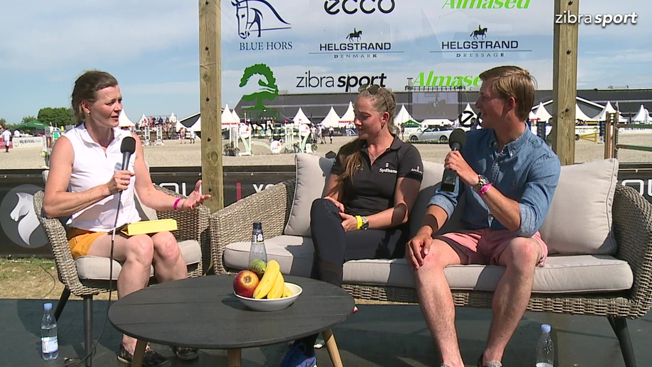 Riders Corner at Equitour Aalborg 2018