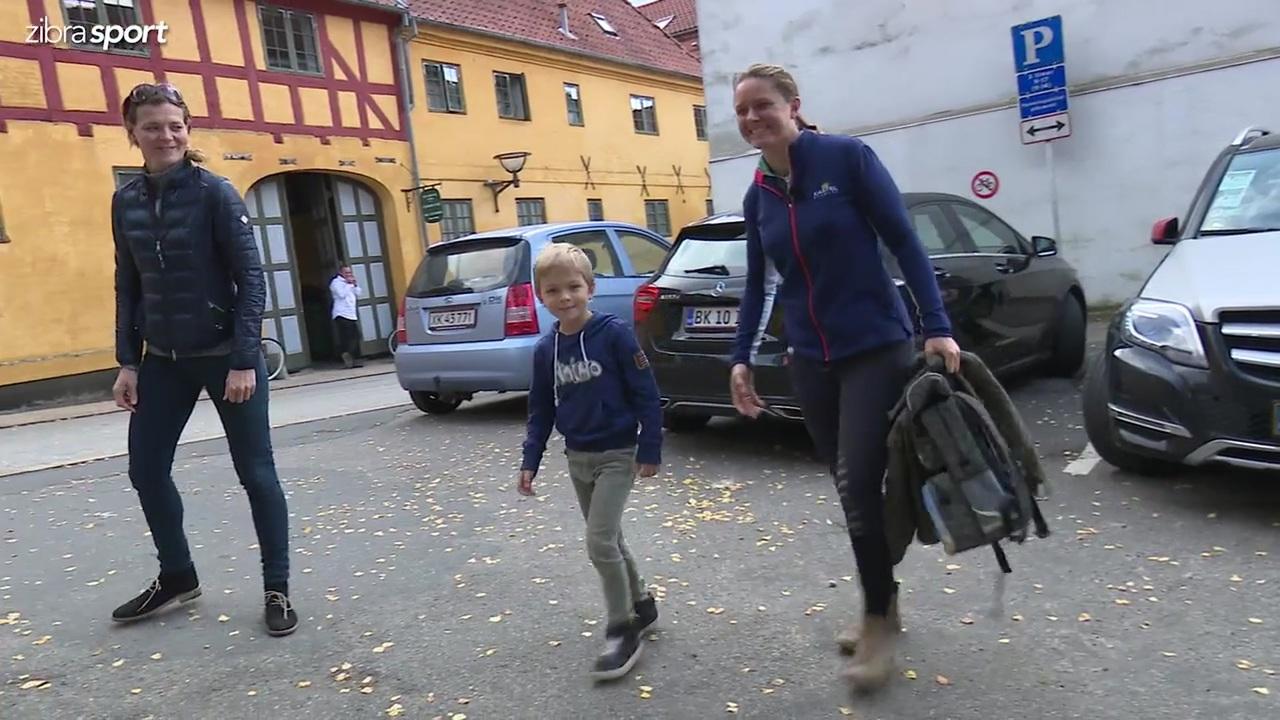 Vejen til World Cup Herning med Rikke Haastrup