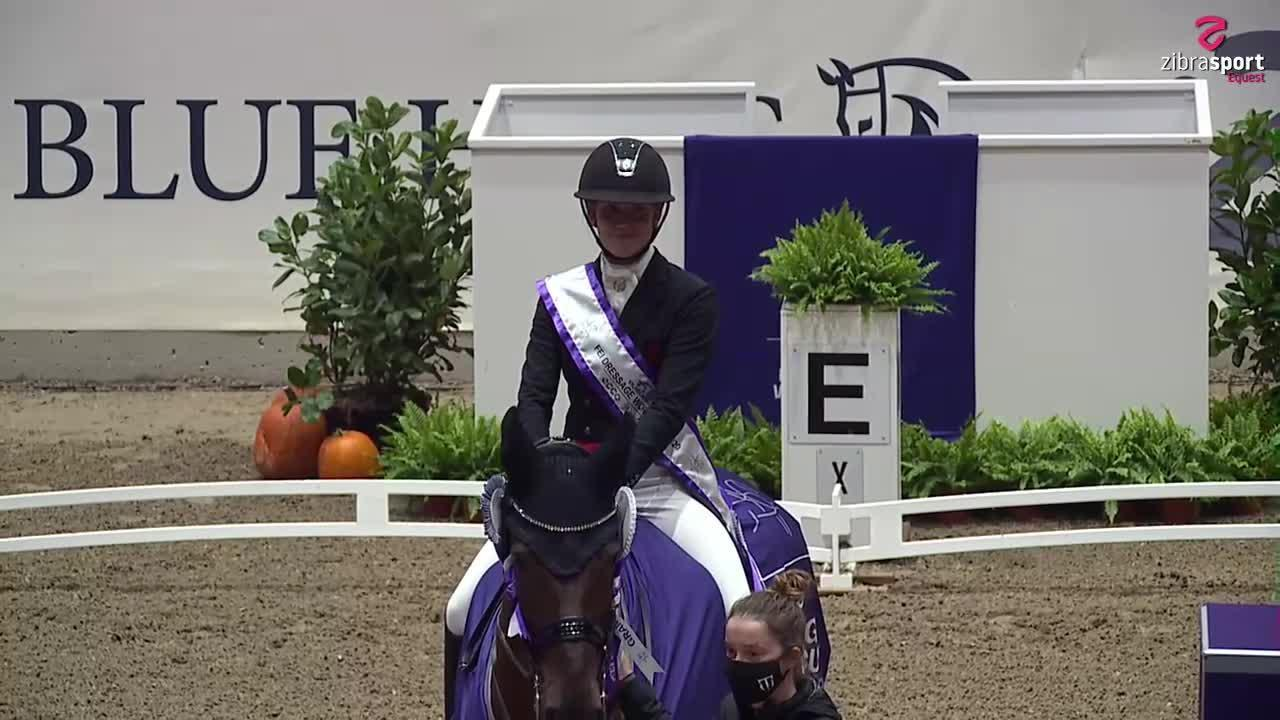 FEI World Cup Dressage Grand Prix (GP)