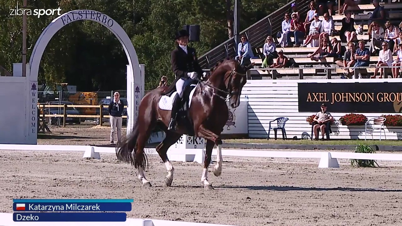 Grand Prix Freestyle to Music at Falsterbo Horse Show 2017