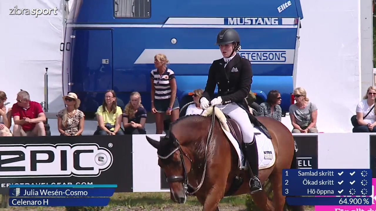 Gina Tricot Future Elite final at Falsterbo Horse Show 2017